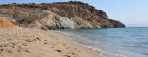 Paros beaches, Kalogeros