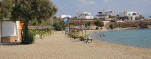 pounda beach paros